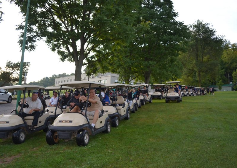 2019 Employee Golf Tournament