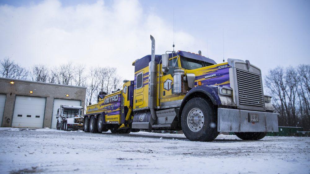 truck towing ontario