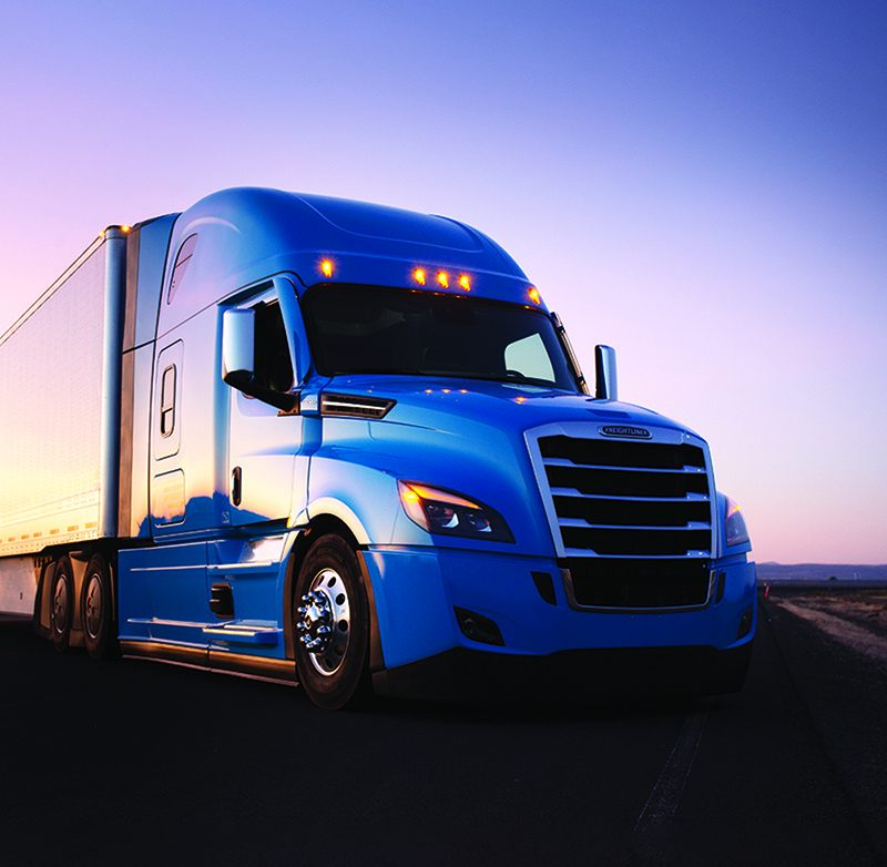 New Freightliner Sales