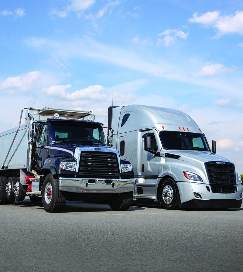 Freightliner Brampton Truck Sales and Leasing